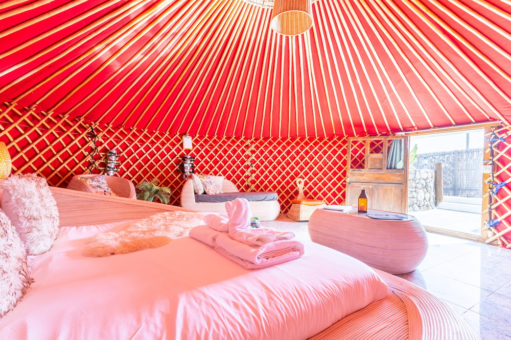 Principal Bedroom Yurt