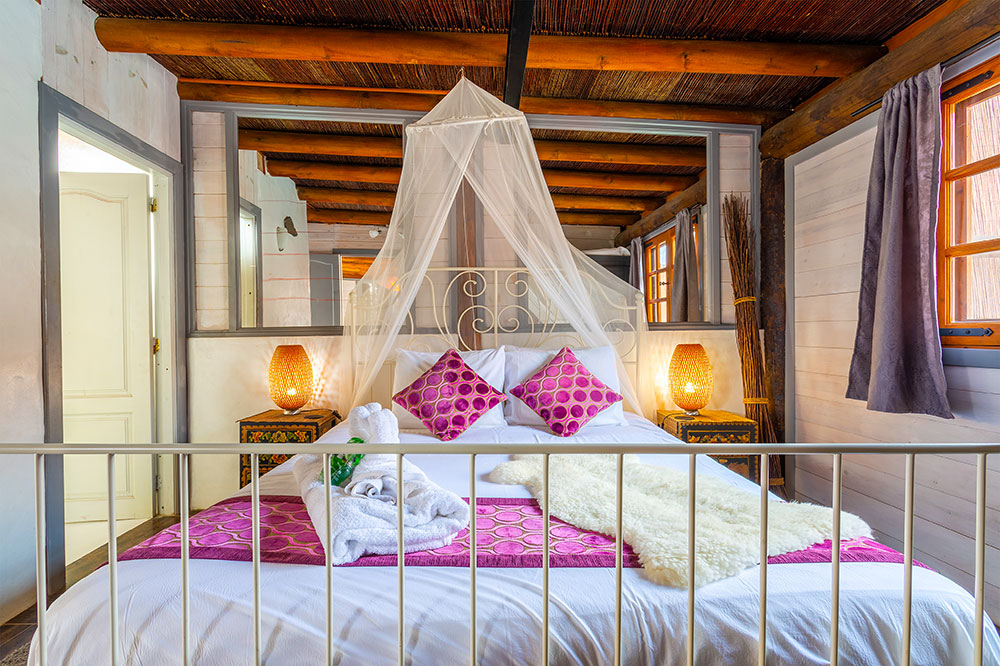 Eco Lodge Bed