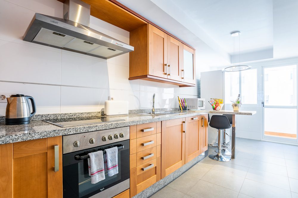 Fully Equipped Kitchen, Arrecife Sands