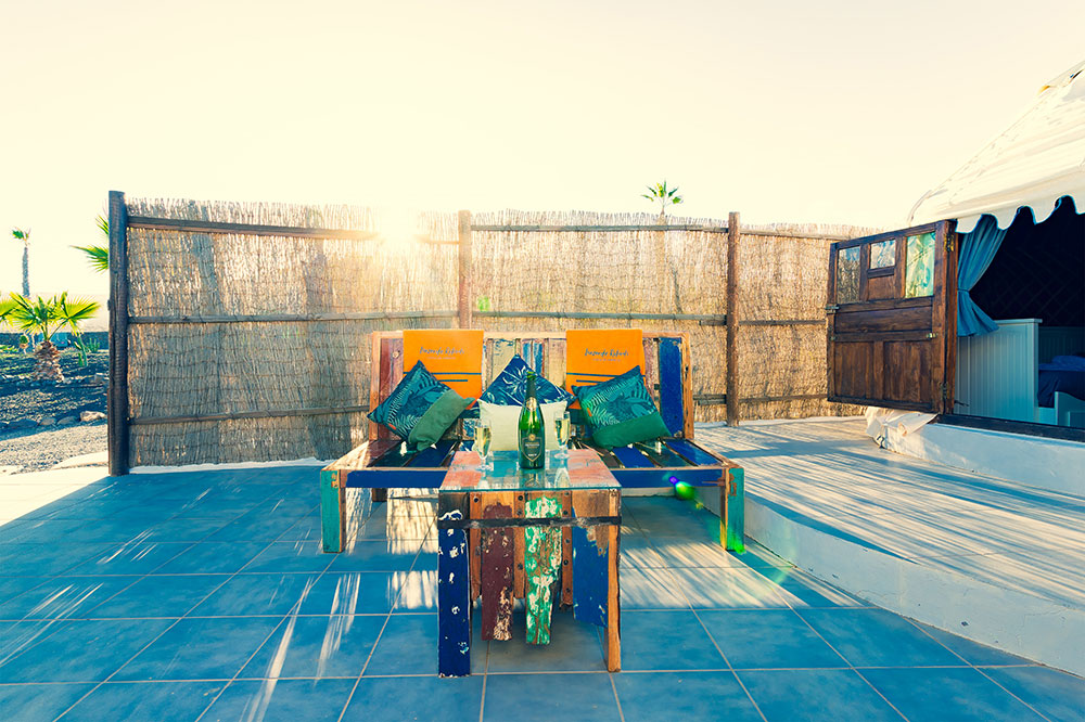 Eco Chiquitita garden chill out