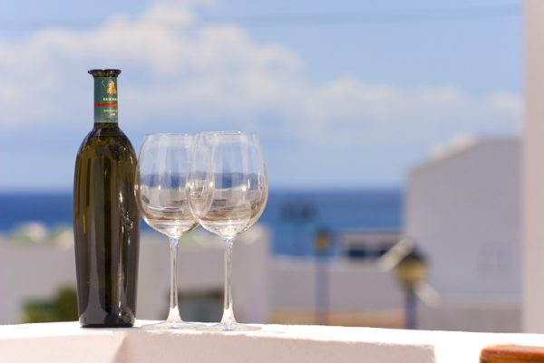 Award winning Lanzarote wind, available from your wine rack
