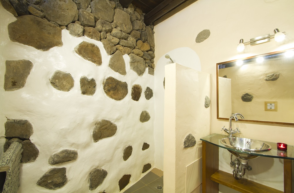Eco Casita shower room