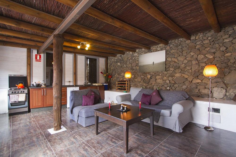 Eco Lodge lounge