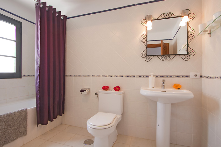 Casa Lila Bathroom