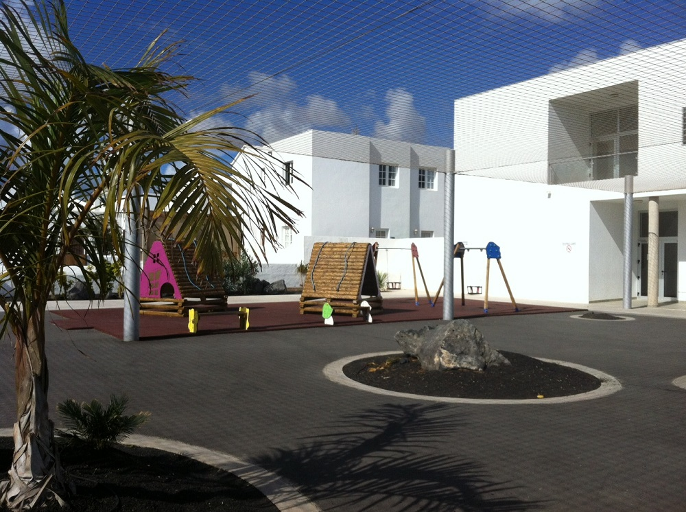 Punta Mujeres Childrens play park