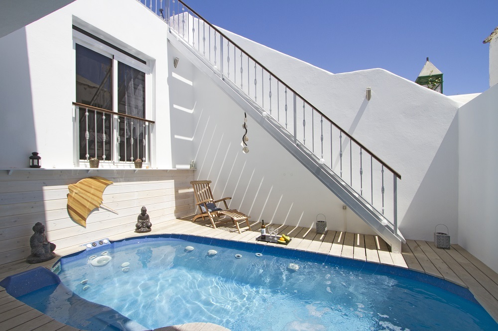The Beach House Pool