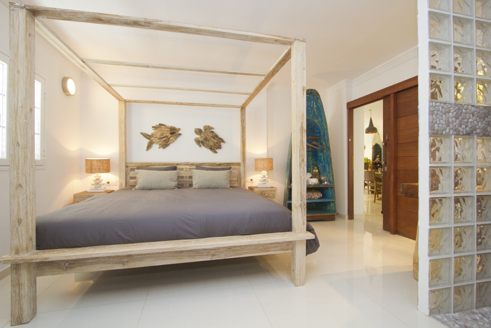 Driftwood Master bedroom