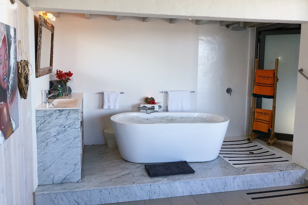 Bath in Master Suite