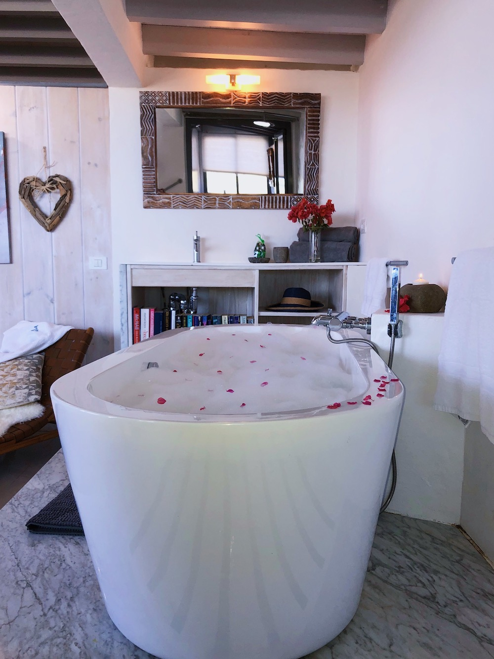 Bath in Master Suite - Relax and Unwind