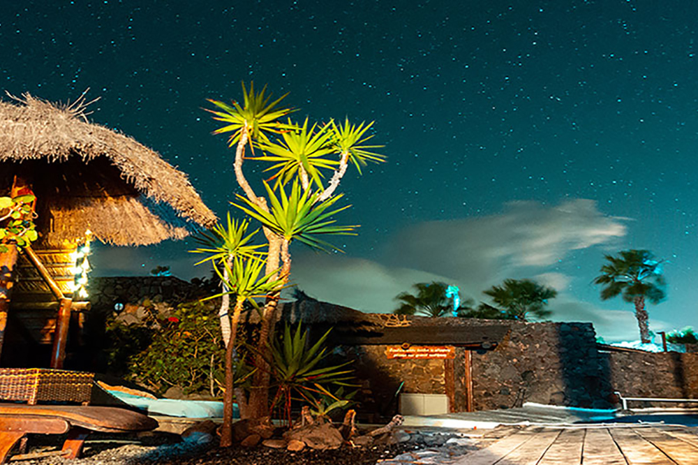 See The Stars At Finca De Arrieta (Communal Area)