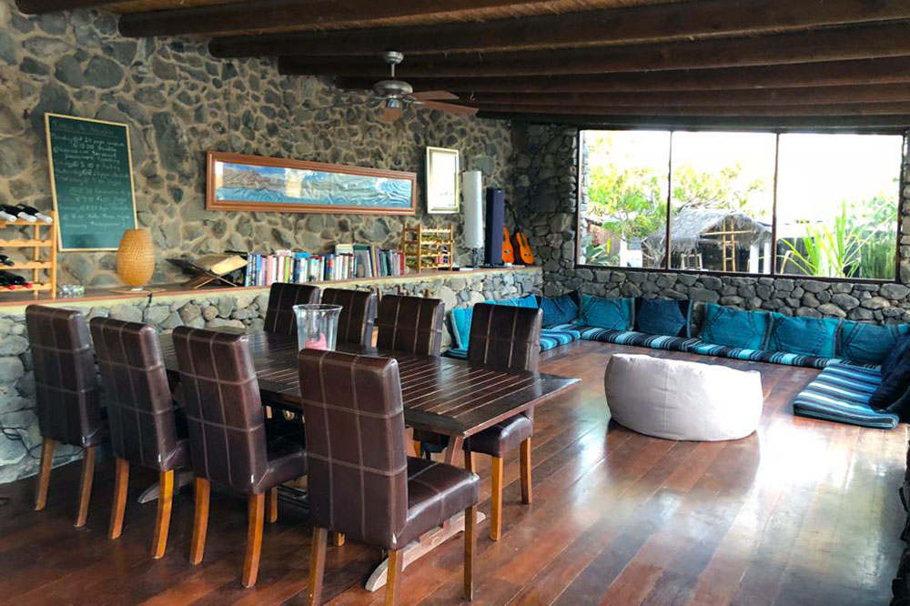 Finca De Arrieta Shared Lounge/dining Area