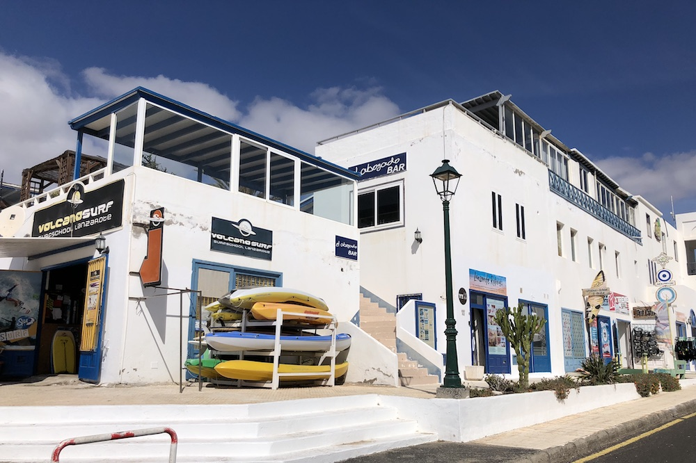 Windsurf Shops and Surf Pod