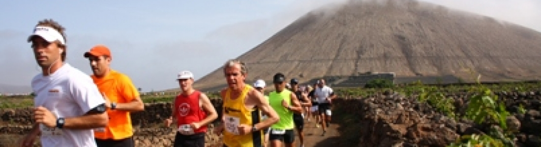 Wine Run Lanzarote